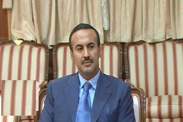 السفير أحمد علي عبدالله صالح يُعزّي بوفاة علي السعيدي رئيس المؤتمر الشعبي الأسبق بإب