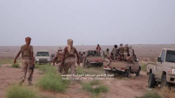بالصور.. تحرير مواقع غرب حرض ومليشيا الحوثي تتكبد قتلى وجرحى بالعشرات