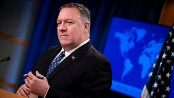 """وزير الخارجية الأمريكي:  إيران أخفت تفاصيل حيوية بشأن تفشي فيروس """"كورونا"""""""