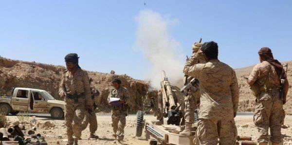 تقدم جديد للجيش والمقاومة في جبهة الملاجم وناطع شرقي البيضاء