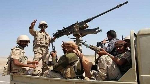 """""""خسائربشرية ومادية وعلى الأرض تتكبدها مليشيا الحوثي في البيضاء.. قائد عسكري يكشف التفاصيل"""