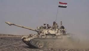 مصدر عسكري يعلن استعادة معسكر استراتيجي والتقدم صوب حزم الجوف