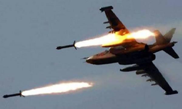 ضاعفت خسائر المليشيا.. غارات لطيران التحالف تصيب الأهداف بنجاح شمال محافظة البيضاء