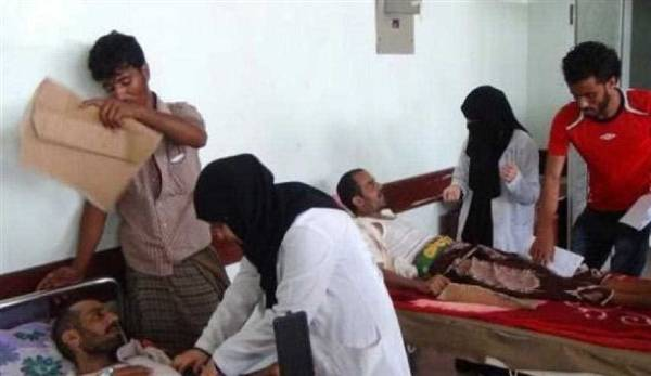 منظمة أوكسفام تكشف عن وفاة 3 الاف شخص بالكلوليرا في اليمن