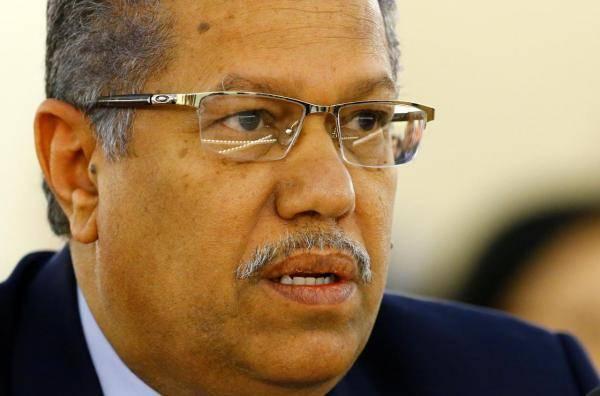 تعرف على البشرى التي زفها بن دغر للشعب اليمني