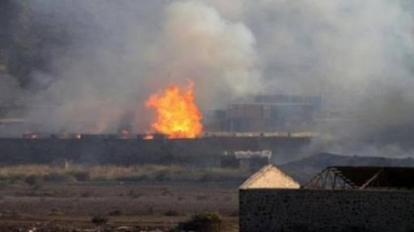 انفجارات عنيفة تهز جنوب العاصمة صنعاء