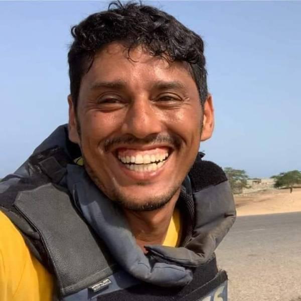 اغتيال المصور الصحفي نبيل القعيطي أمام منزله في عدن