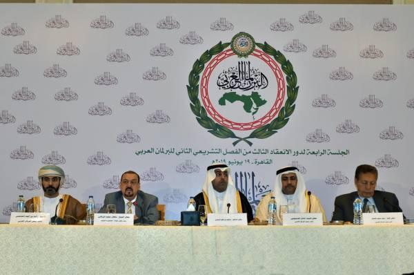 أستنكر تدخلات إيران في شؤون اليمن.. البرلمان العربي يصنف ميليشيات الحوثي كجماعة إرهابية