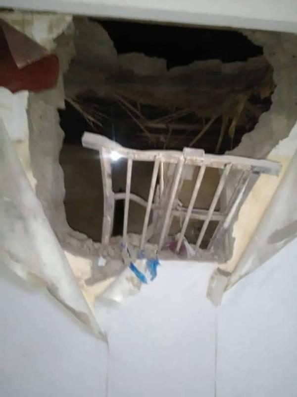 إصابة طفلة بقصف مدفعي لمليشيا الحوثي على وسط مدينة تعز