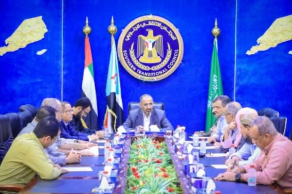 أعلن عن بيان هام.. المجلس الانتقالي الجنوبي يعقد إجتماعاً استثنائياً بعدن..! – (تفاصيل)
