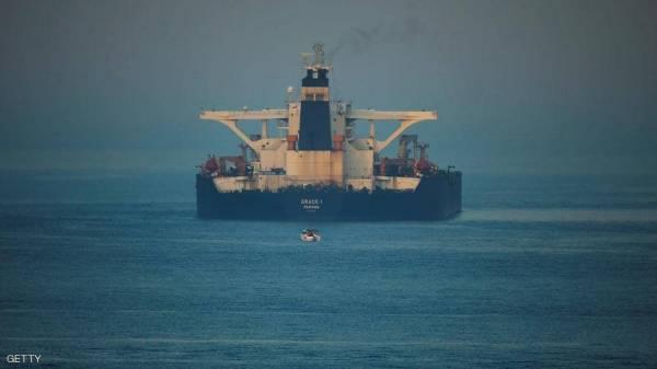 واشنطن تطلب مصادرة ناقلة النفط الإيرانية المحتجزة