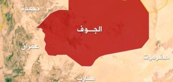 سقوط قتلى وجرحى حوثيين وأسر آخرين بمواجهات في جبهتي المتون وحام بالجوف..!