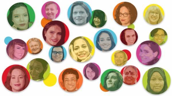 بينهن يمنية.. قائمة أكثر 100 امرأة ملهمة ومؤثرة لعام 2019