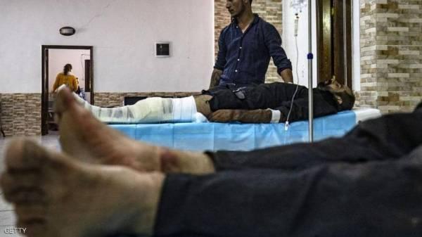 """أسلحة محرمة.. أكراد سوريا يكشفون """"جريمة تركية"""" في رأس العين"""