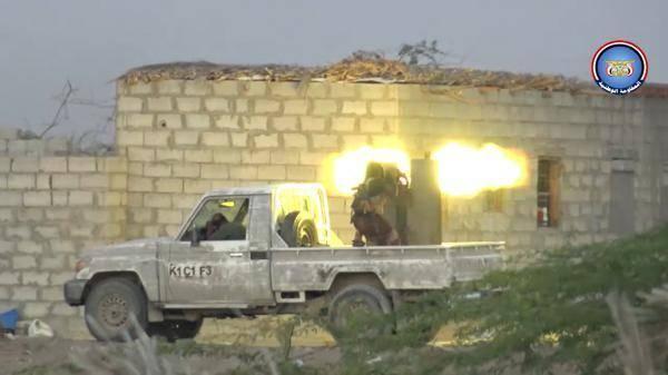القوات المشتركة تفشل هجوماً حوثياً على الدريهمي وتكبد المليشيا عشرات القتلى والجرحى