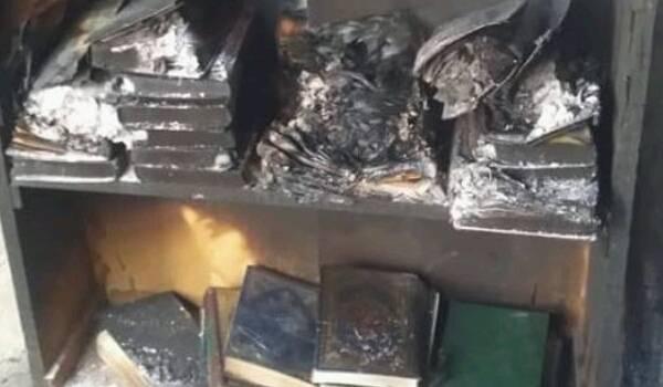 بعد فضيحة حرق المسجد.. المليشيات الحوثية تعتقل العشرات من أبناء جهران ذمار وتختطف أحد الوجهاء