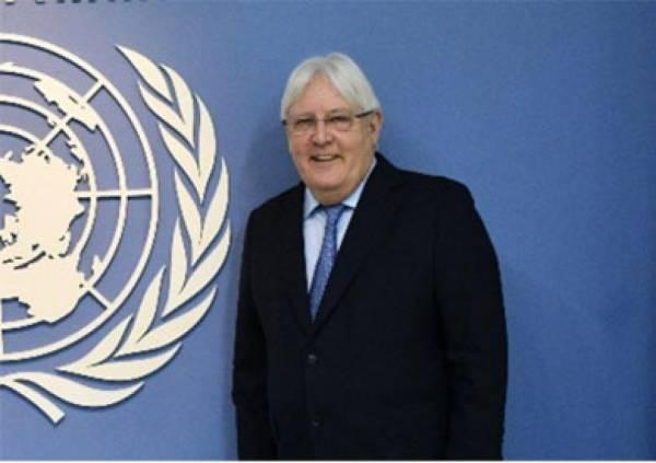 """أبرز ماورد في إحاطة المبعوث الأممي إلى اليمن """"غريفيث"""" أمام مجلس الأمن..!؟"""