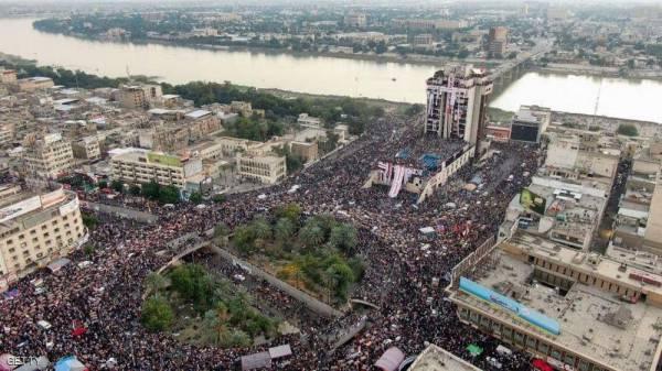 """بعد """"مجزرة بغداد"""".. تعليمات صارمة لميليشيات الحشد الشعبي"""