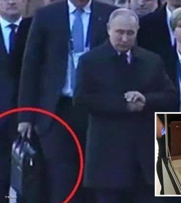تعرف على  أسرار الحقيبة الأخطر في العالم.. قناة روسية تكشف التفاصيل