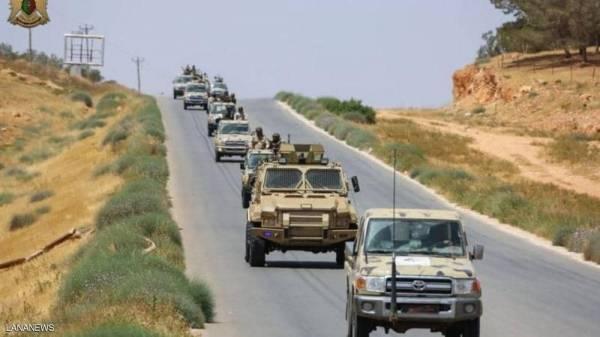 الجيش الليبي يعلن تدمير أسلحة قطرية وتركية في طرابلس