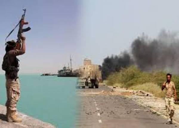 بمواجهات وصد هجمات فاشلة للمليشيا..   مقتل وجرح أكثر من 43 حوثياً في الساحل الغربي