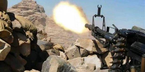 """اندلاع اشتباكات عنيفة بمختلف أنواع الأسلحة بين حوثيين ومتحوثين في """"مثلث الشرجي"""" شمال الضالع - (تفاصيل مجزرة التمييز العنصري للمشرف الأعرج)"""
