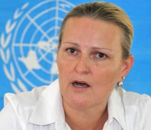 هكذا تورطت ليزا غراندي في فساد الحوثيين وسرقة المساعدات..!