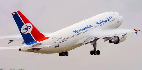 مواعيد رحلات طيران اليمنية ليوم غد الاربعاء 9 يناير