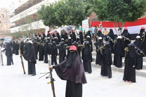 مليشيات الحوثي تجند نساءها للقيام بهمة نشر سموم خطرة وأفكار هادمة وسط نساء العاصمة صنعاء ..! (تفاصيل)