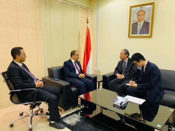 سفير الصين لدى اليمن: مليشيا الحوثي لم تلتزم باتفاق السويد إلى هذه اللحظة