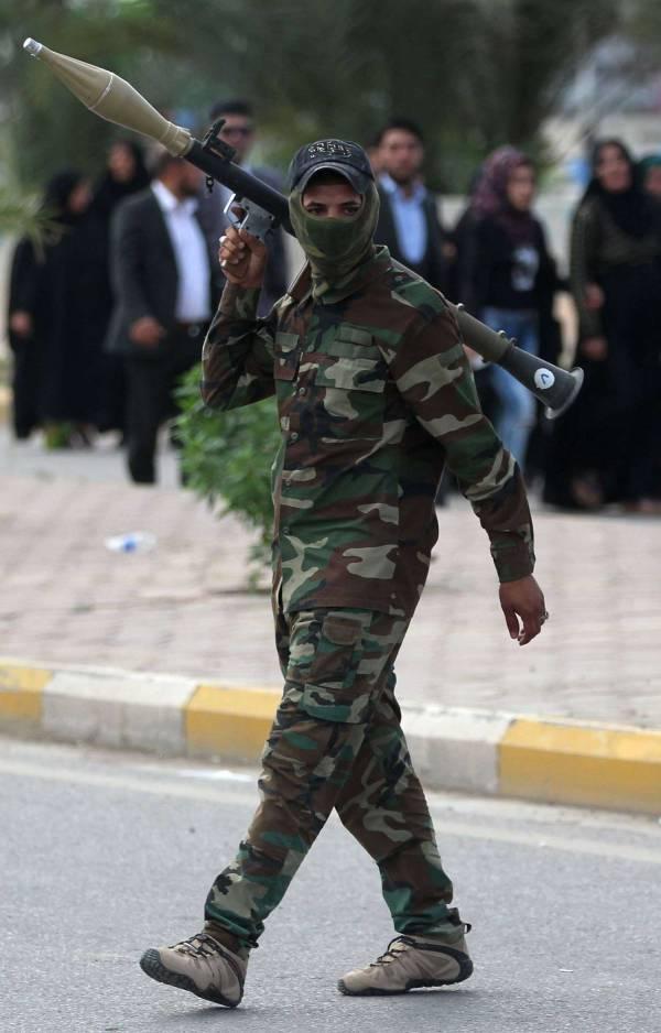شاهد بالصور.. كيف غيرت المليشيات وجه العراق الحضاري وحولته إلى واقع محزن..؟