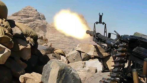 فشل تسلل إلى محيط مواقع جبل الحريوة.. مليشيا الحوثي تواصل الانتحار في جبال وشعاب دمت