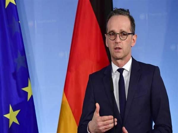وزير خارجية المانيا يعلن عن تقديم بلاده مساعدات لليمن