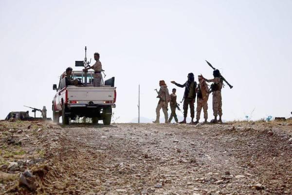 مصرع 23 حوثياً في هجوم للقوات الحكومية غربي تعز