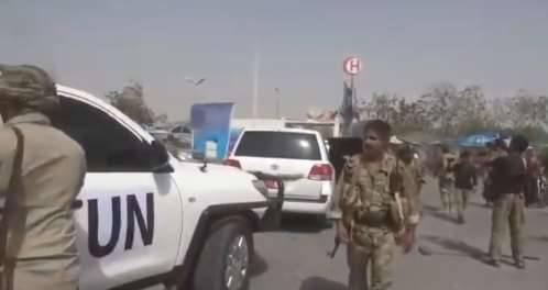 في تحد صارخ للمجتمع الدولي.. المليشيات الحوثية تطلق النار على الجنرال &#34كاميرت&#34 رئيس لجنة المراقبين في الحديدة..!