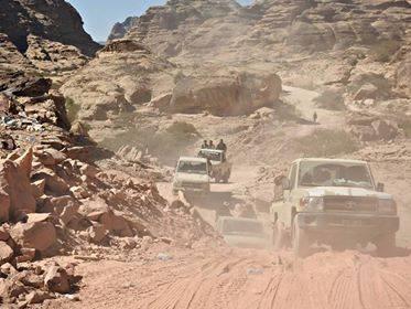 تحرير مواقع جديدة..  مصرع وجرح أكثر من 15 حوثي في جبهة المزرق بصعدة  واستعادة أسلحة وأجهزة اتصالات