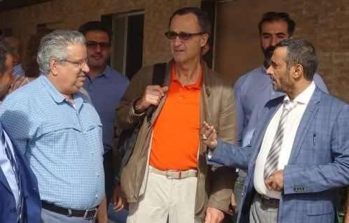 الحوثيون يمنعون الجنرال &#34كاميرت&#34 من التحرك في الحديدة ومن الاجتماع بالفريق الحكومي