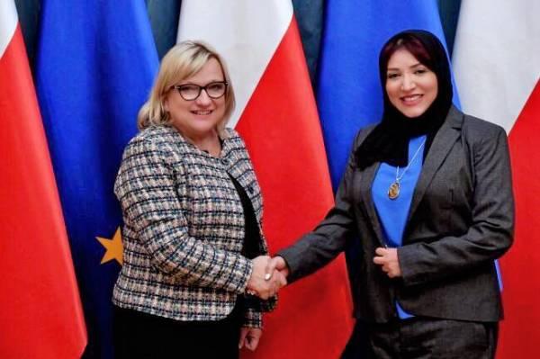 منظمة بولندية تطلب فتح فرع لها في اليمن لتقديم المساعدات