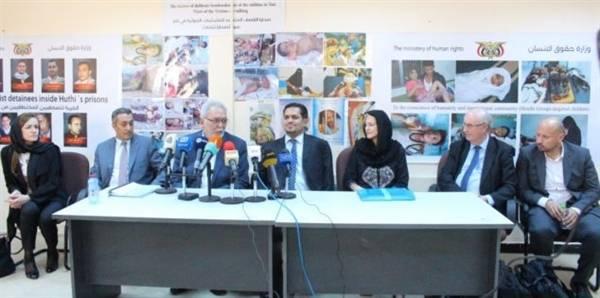 تقرير فريق الخبراء: المليشيات تحتجزالمدنيين كأسرى بغرض تبادلهم لإطلاق سراح مقاتلين