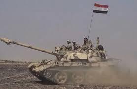 الجيش يعلن عن تقدم جديد.. استعادة مواقع وأسلحة متوسطة وخفيفة ومصرع  قيادات حوثية في جبهة الغيل بالجوف..!؟- (تفاصيل و أسماء)
