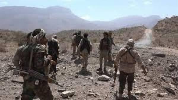 القوات المشتركة بجبهات الضالع تحقق تقدما جديد وتقترب من السيطرة على سلسلة جبال العود والحُشا وناصة