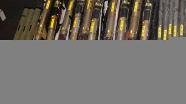 كانت في طريقها إلى الحوثيين.. حكومة الشرعية تطالب أميركا برفع نتائج التحقيق حول سلاح إيران المضبوط  لمجلس الأمن