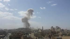 انفجار عنيف يهز وسط صنعاء وسقوط قتلى وجرحى