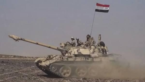 الجيش يحرز تقدمات جديدة شمالي الجوف