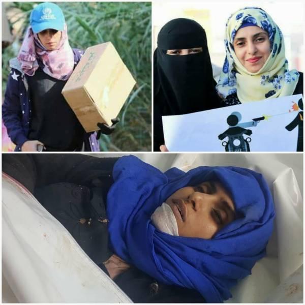 تقرير حقوقي: مليشيات الحوثيين قتلت أكثر من 400 امرأة في هذه &#34المحافظة&#34 منذ إشعالها للحرب