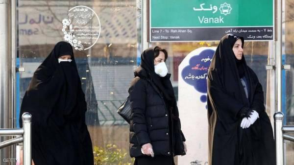 """إيران تعلن """"أعلى حصيلة يومية"""" لضحايا فيروس كورونا"""