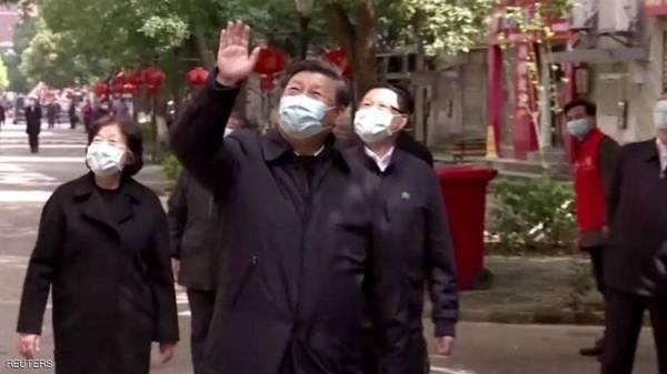 """الرئيس الصيني يعلن السيطرة على كورونا في """"بؤرة"""" تفشي الفيروس"""