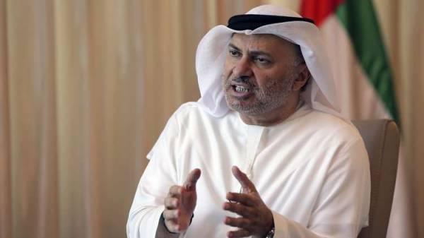 قرقاش: دور الإمارات في اليمن تاريخي ومشرف وشجاع