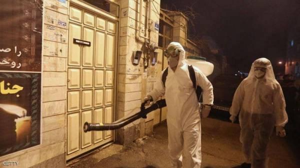 إيران تعلن عشرات الوفيات الإضافية بفيروس كورونا
