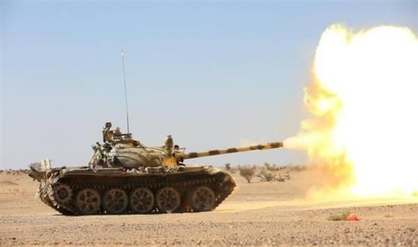 بمساندة مقاتلات التحالف.. القوات الحكومية تحرر مواقع استراتيجية في جبهة المتون بالجوف